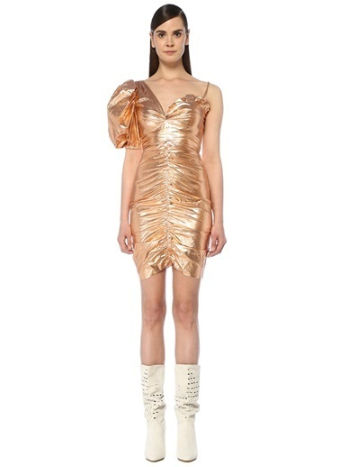 Etoile Isabel Marant Elbise Altın